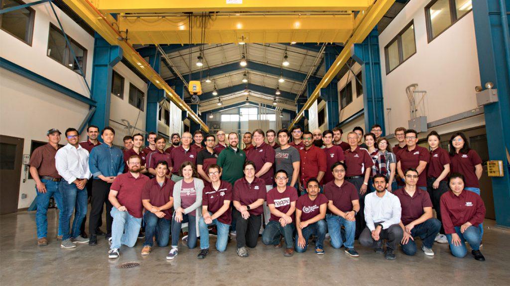 Turbomachinery Laboratory Members